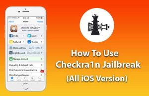 How To Use Checkra1n Jailbreak