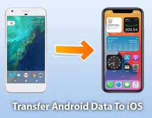 How Transfer Data from Android to iPhone