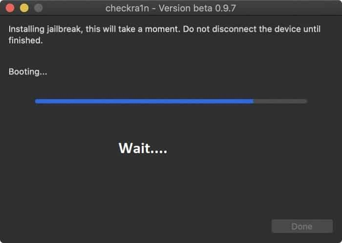 How to jailbreak with Checkra1n